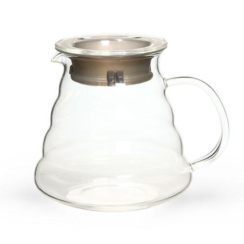 Стеклянный заварочный чайник Тама, 600 мл