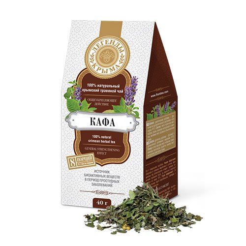 Чай травяной Floris Легенды Крыма Кафа, 40 г лаванда цветочные и травяной чай