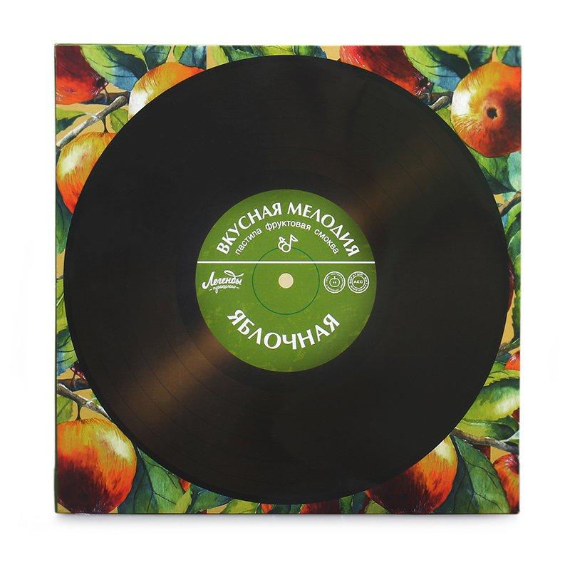 """Яблочная пастила """"Вкусная мелодия"""", 100 г от 101 Чай"""