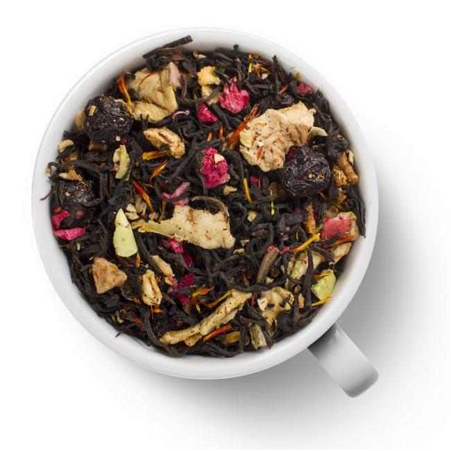 Черный чай Спелая осень