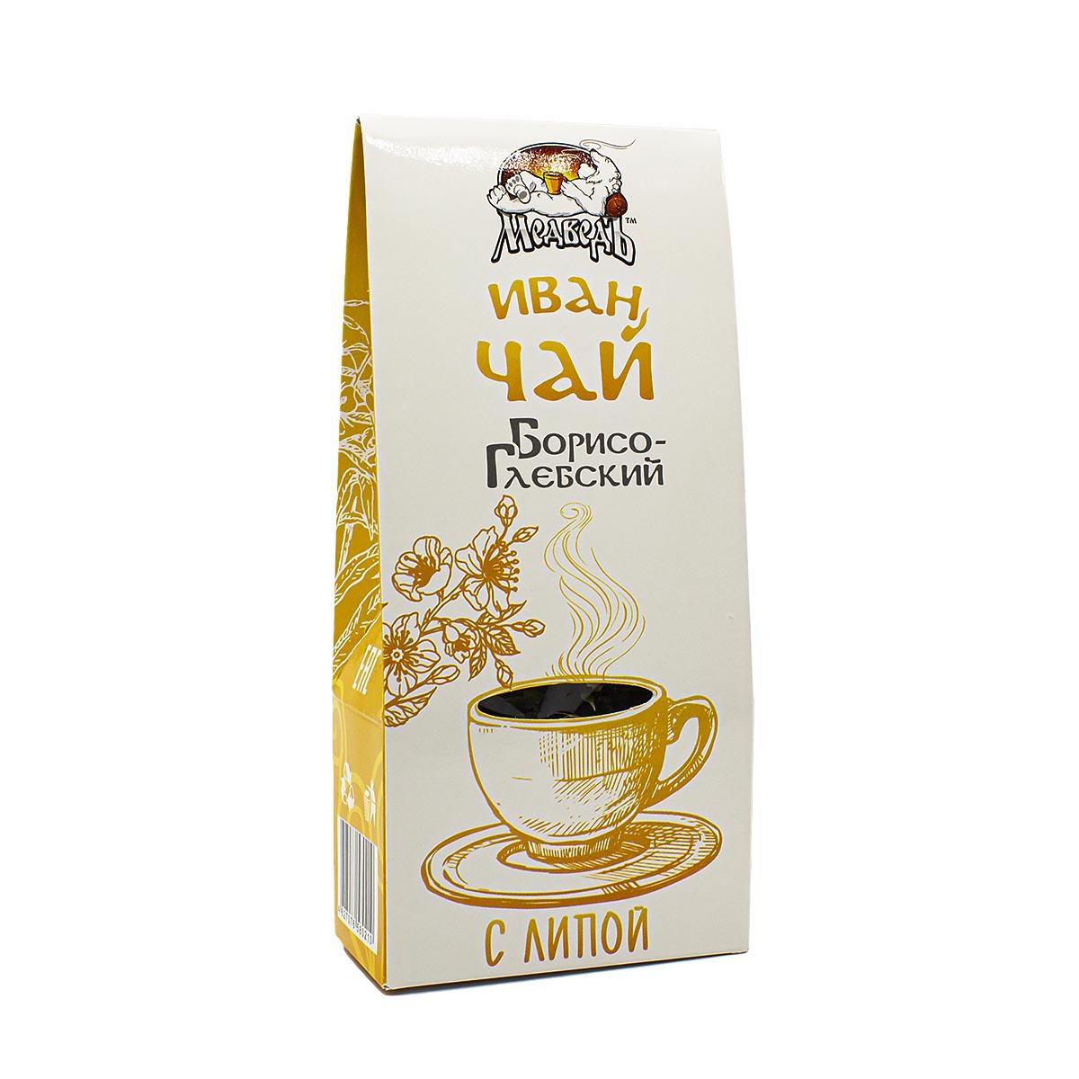купить Иван-чай Борисоглебский с липой, 50 г онлайн