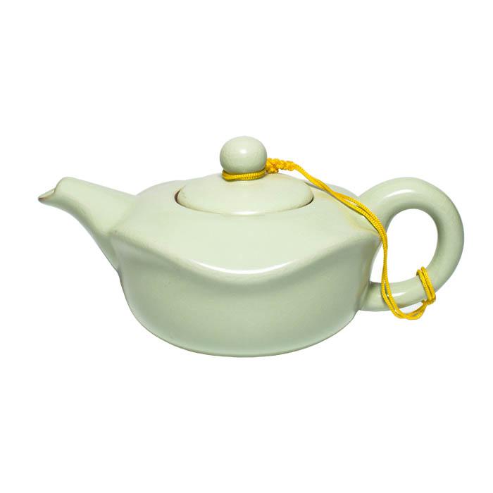 """Глиняный чайник """"Жуяо Кувшинка"""", 150 мл"""