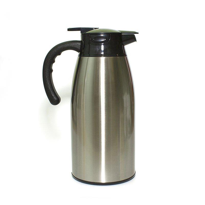 Термос металлический для кофе и чая, 2000 мл от 101 Чай