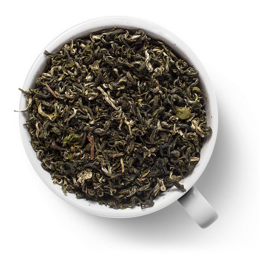 цена Чай зеленый Би Ло Чунь (Изумрудные спирали весны) онлайн в 2017 году