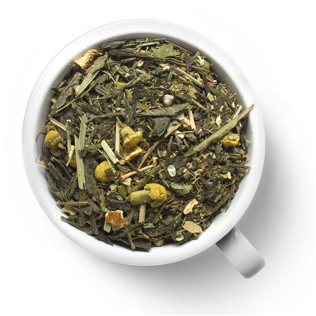купить Чай зеленый Освежающий с липой онлайн