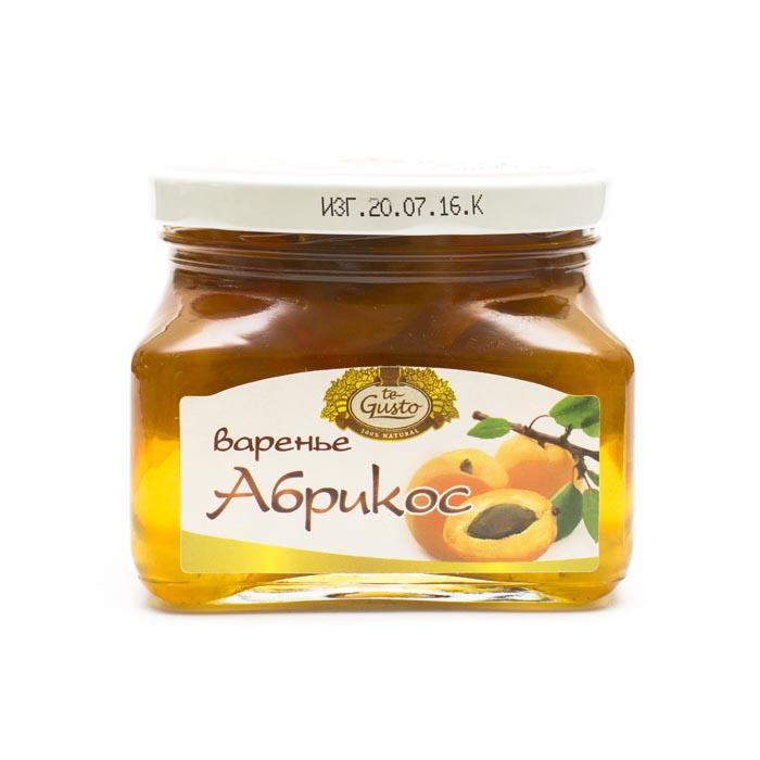 Варенье из абрикоса Te-Gusto, 430 г