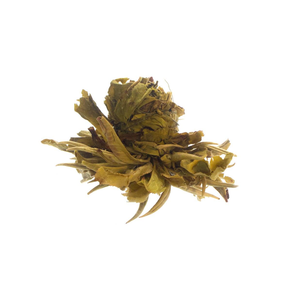 Чай связанный Хуа Ли Чжи (Жасминовый Ли Чжи), в уп. 5 шт. сад дань чай травяной чай жасминовый чай жасминовый чай типпи 100г мешок