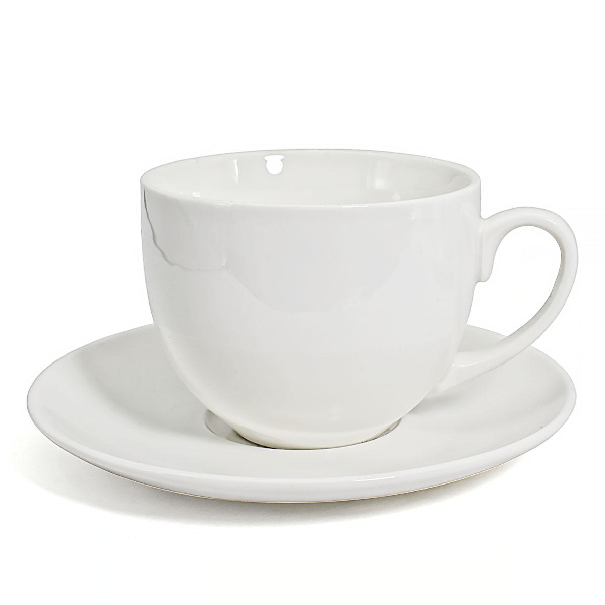 "Чайная пара ""Классика"", 240 мл"