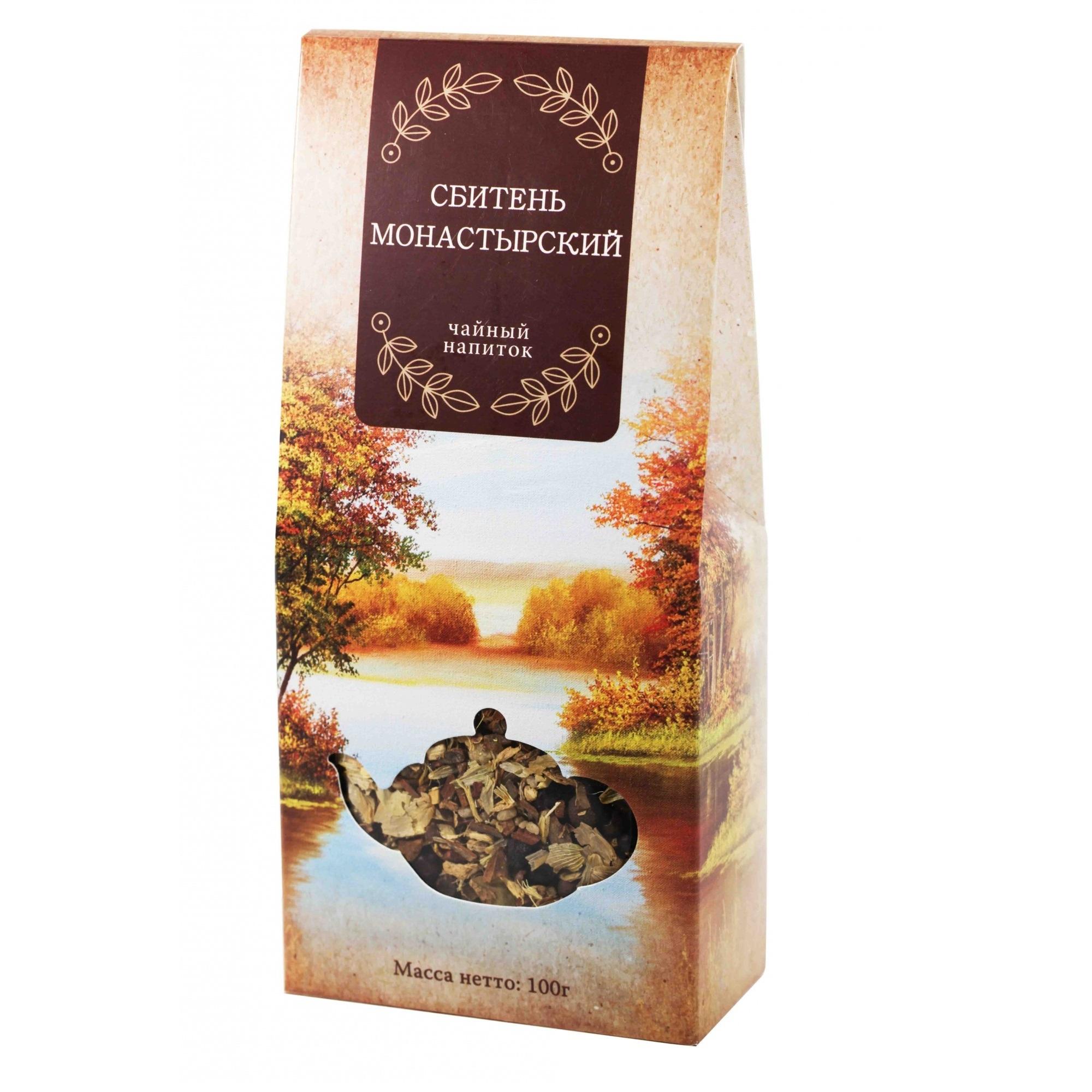 Чай травяной Cбитень монастырский, 100 г