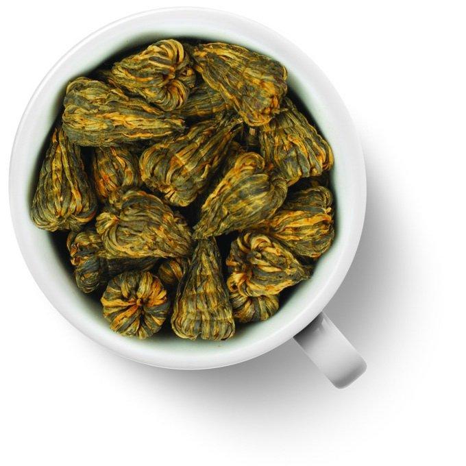 Связанный чай Хун Та (Красная пагода), в уп. 5 шт.