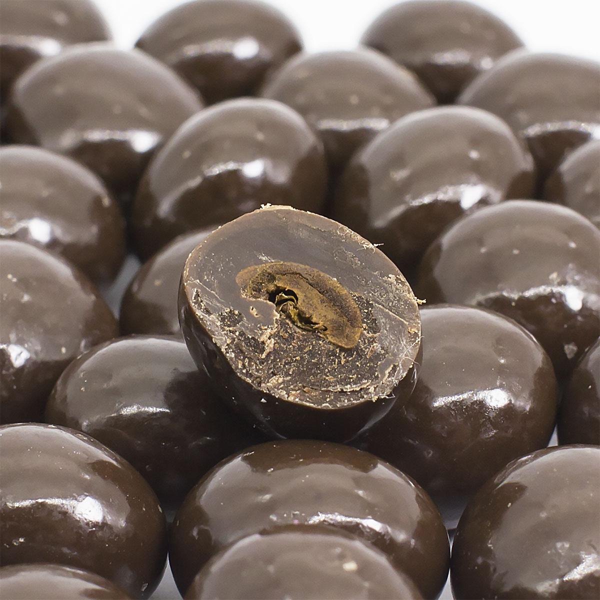 Кофейные зерна в молочном шоколаде со вкусом irish-cream, 150 г