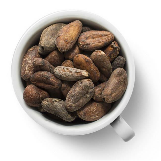 Какао-бобы отборные Насиональ Ayslma, Эквадор от 101 Чай