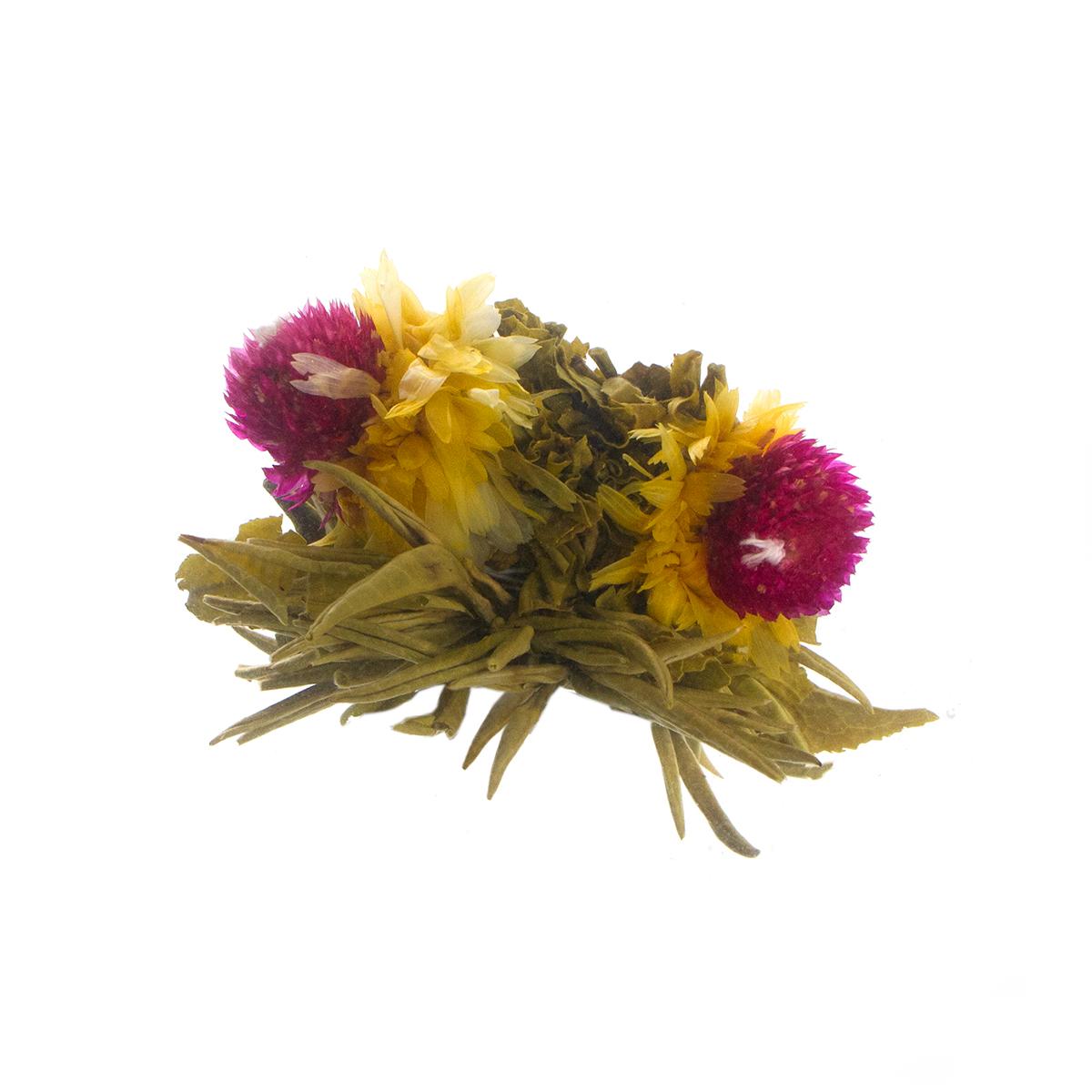 Связанный чай Букетимператора в инд. упаковке от 101 Чай