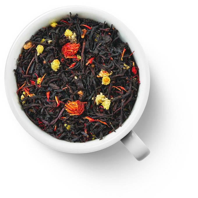 Черный ароматизированный чай Пасхальный заяц