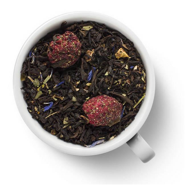 Черный ароматизированный чай Черный император