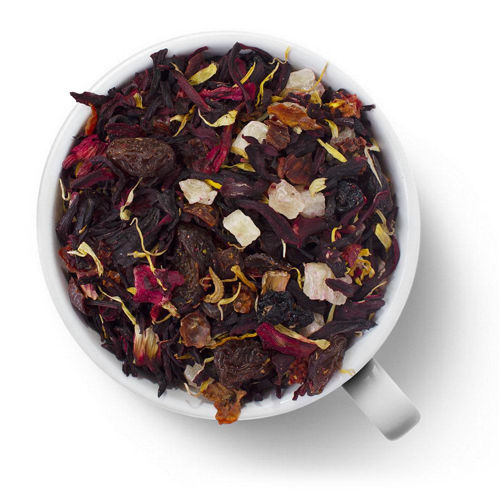 Чай фруктовый Виноград со смородиной чай alokozay алокозай черный сo смородиной 25пак в конвертах