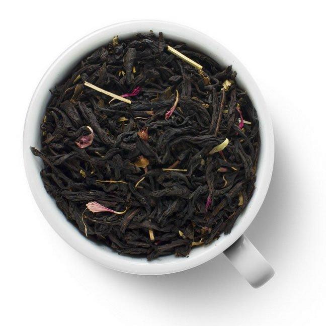 Черный ароматизированный чай Ванильная клюква