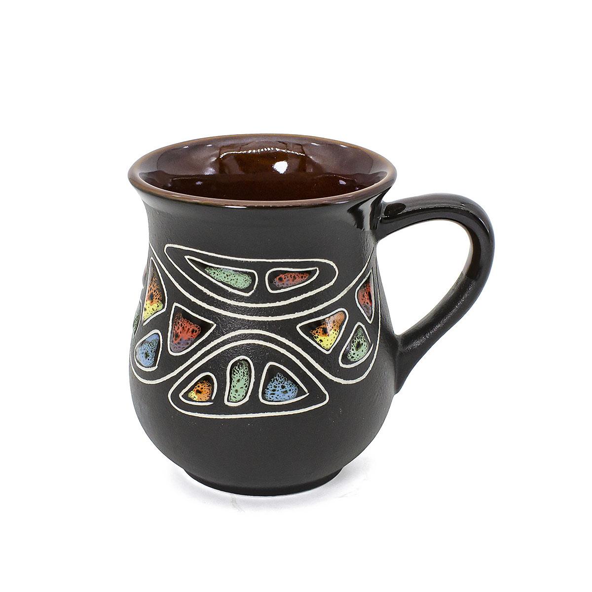 """Чашка глиняная """"Монпасье"""", 300 мл"""
