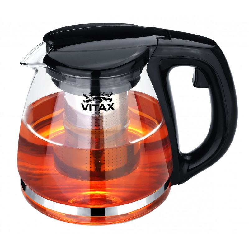 Чайник заварочный Vitax-3301 Arundel, 1100 мл чайник заварочный elrington 450 мл sfyt027s 41