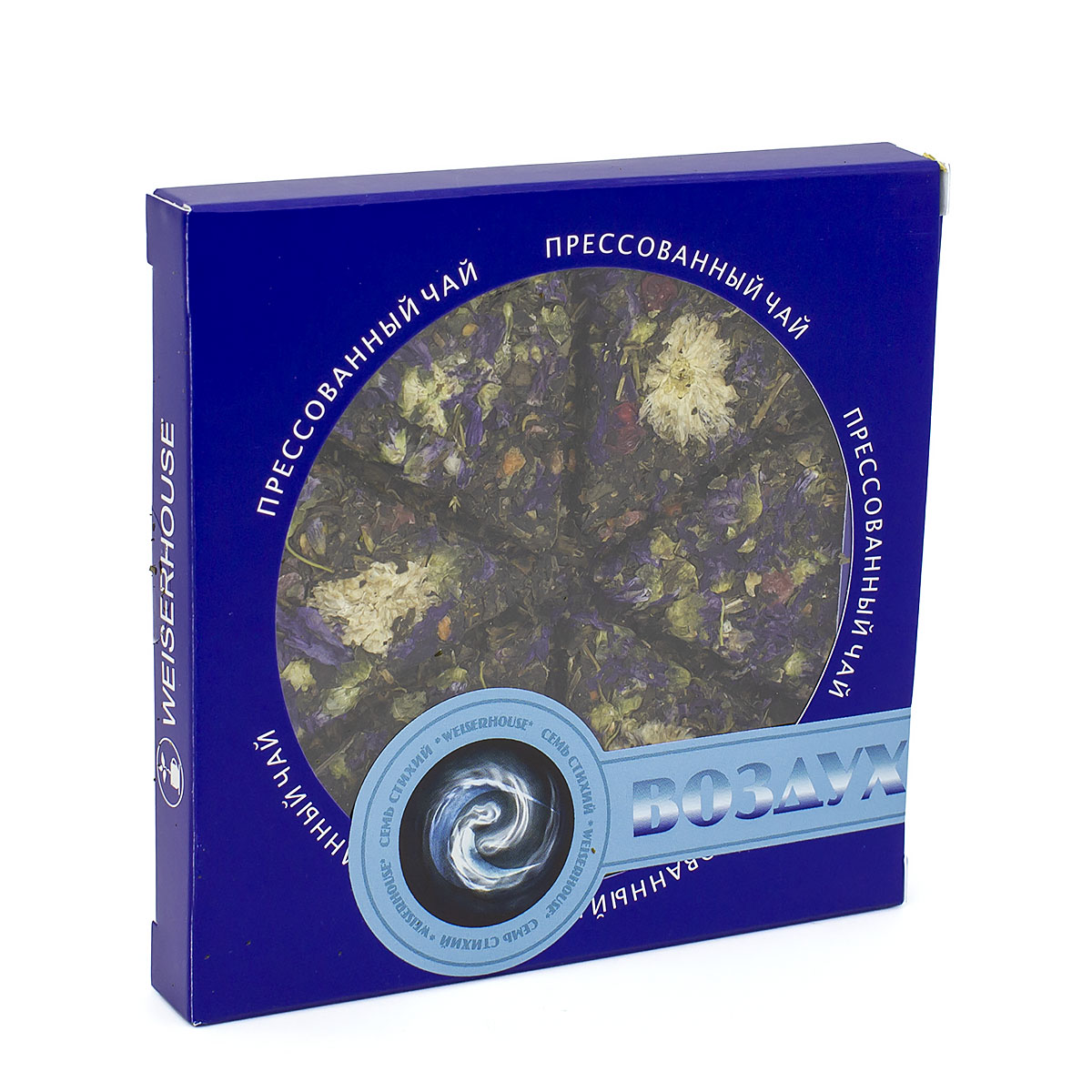 Фото - Чай зелёный Воздух, прессованный, блин, 75 г чай чёрный вселенная прессованный блин 75 г