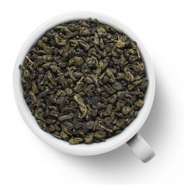 Зеленый ароматизированный чай Эрл Грей