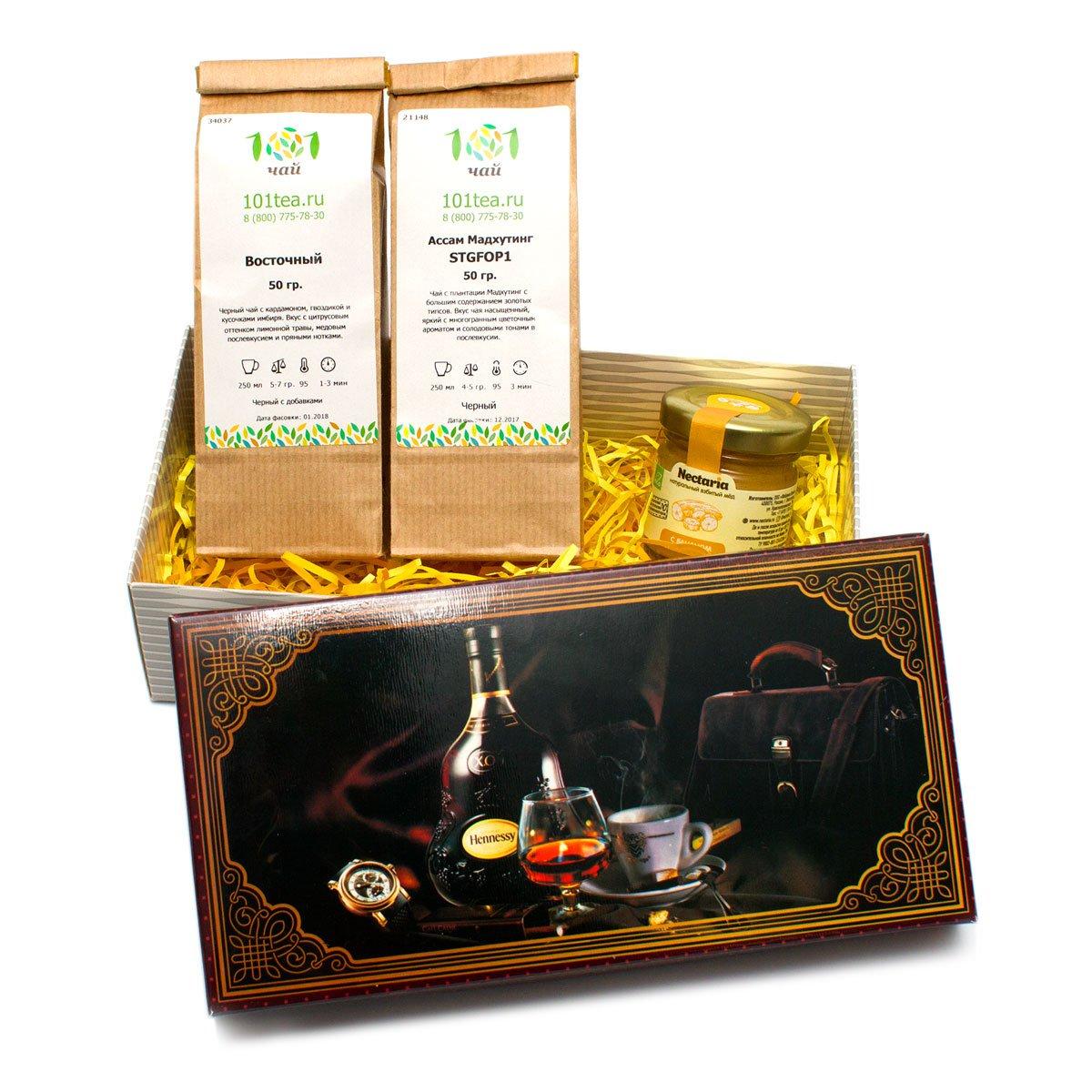 """Набор для чая """"Сокровища Востока"""" от 101 Чай"""
