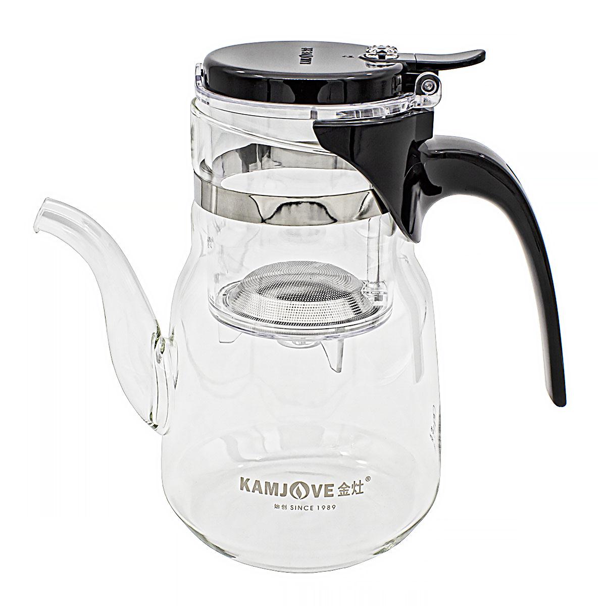 Чайник заварочный Гунфу Kamjove TP-858 с носиком 750 мл.