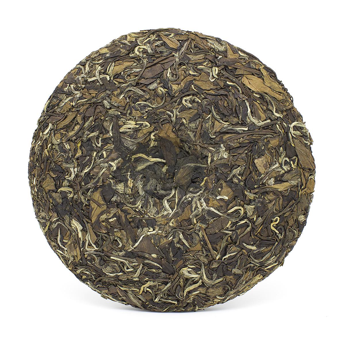 Китайский белый чай Белый пион, блин, 350 г 150г фуцзянь lapsang souchong чай черный чай здоровье для похудения чай китайский черный чай