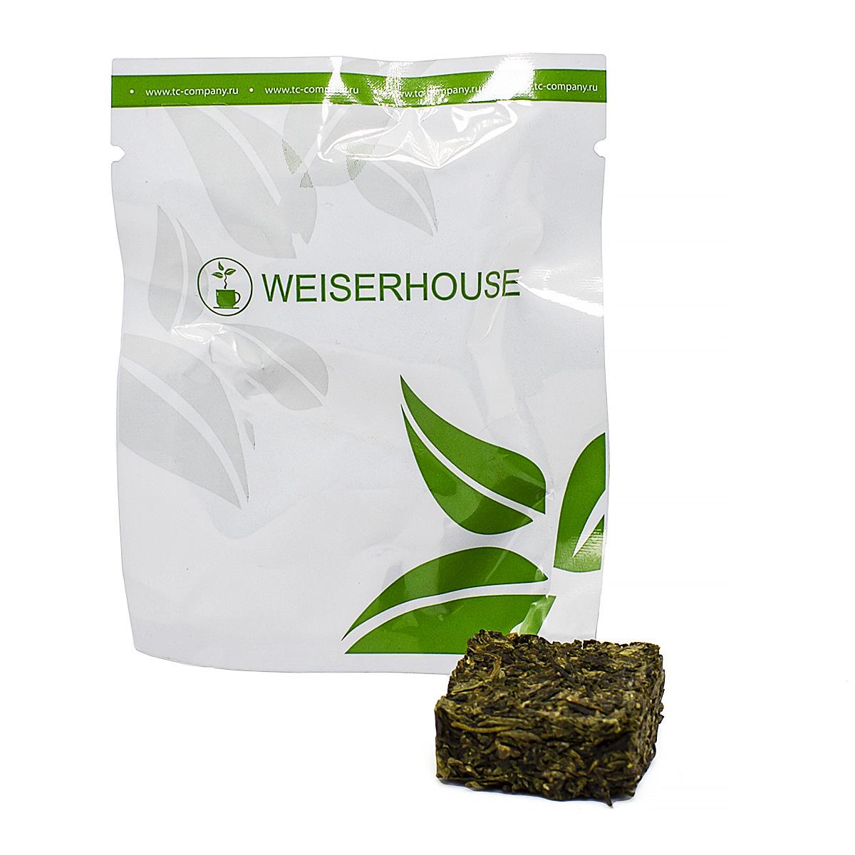 Чай зеленый Краснодарская долина, 5 шт. в уп. цена
