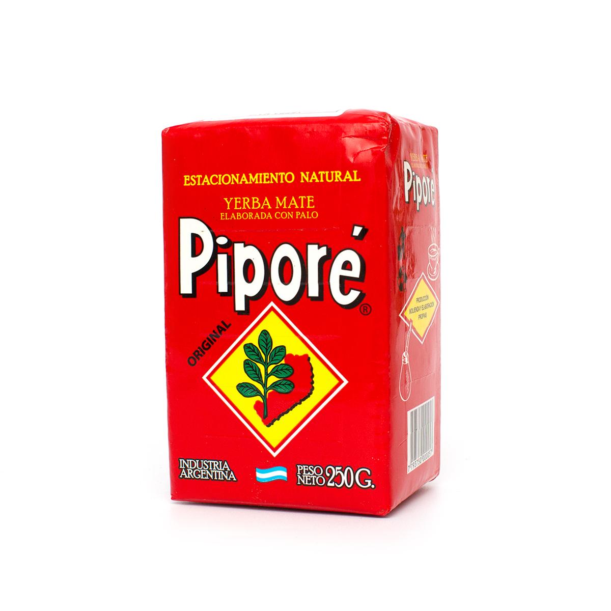Мате Pipore tradicional, 250 г мате pipore especial 1000 г