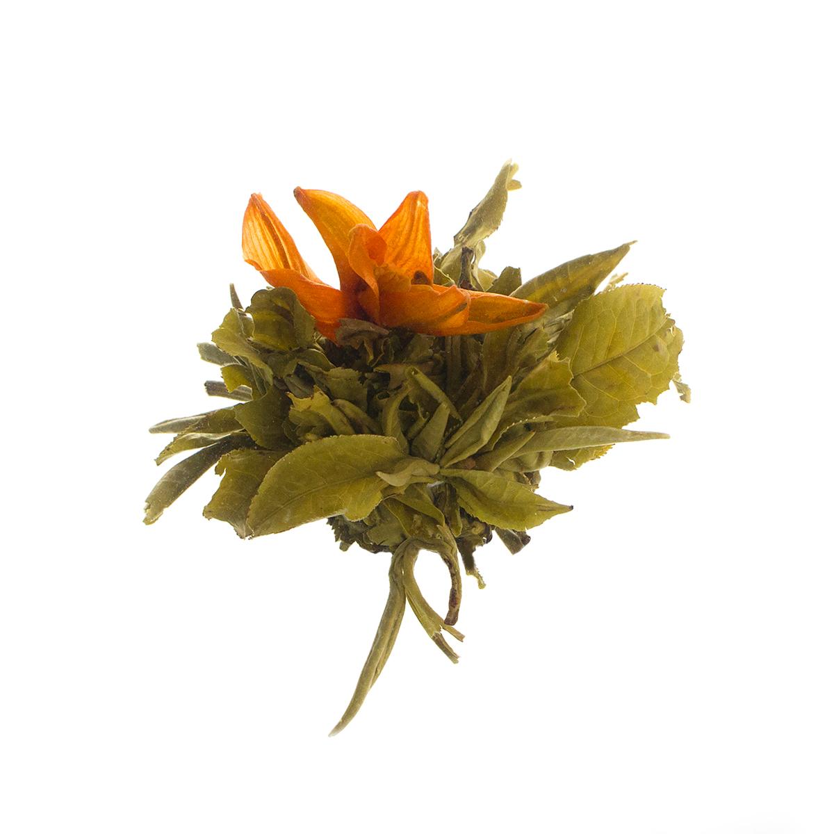 Связанный чай славандойилилией в инд. упаковке от 101 Чай