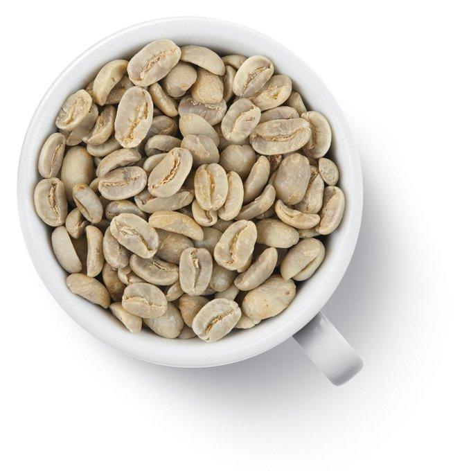 Кофе зеленый в зернах Бразилия, уп. 1 кг