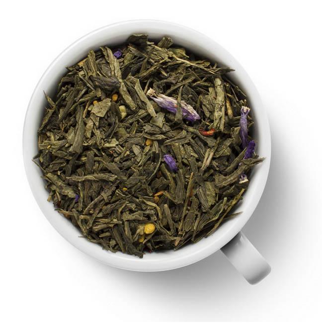 Зеленый ароматизированный чай Premium Ла Монд