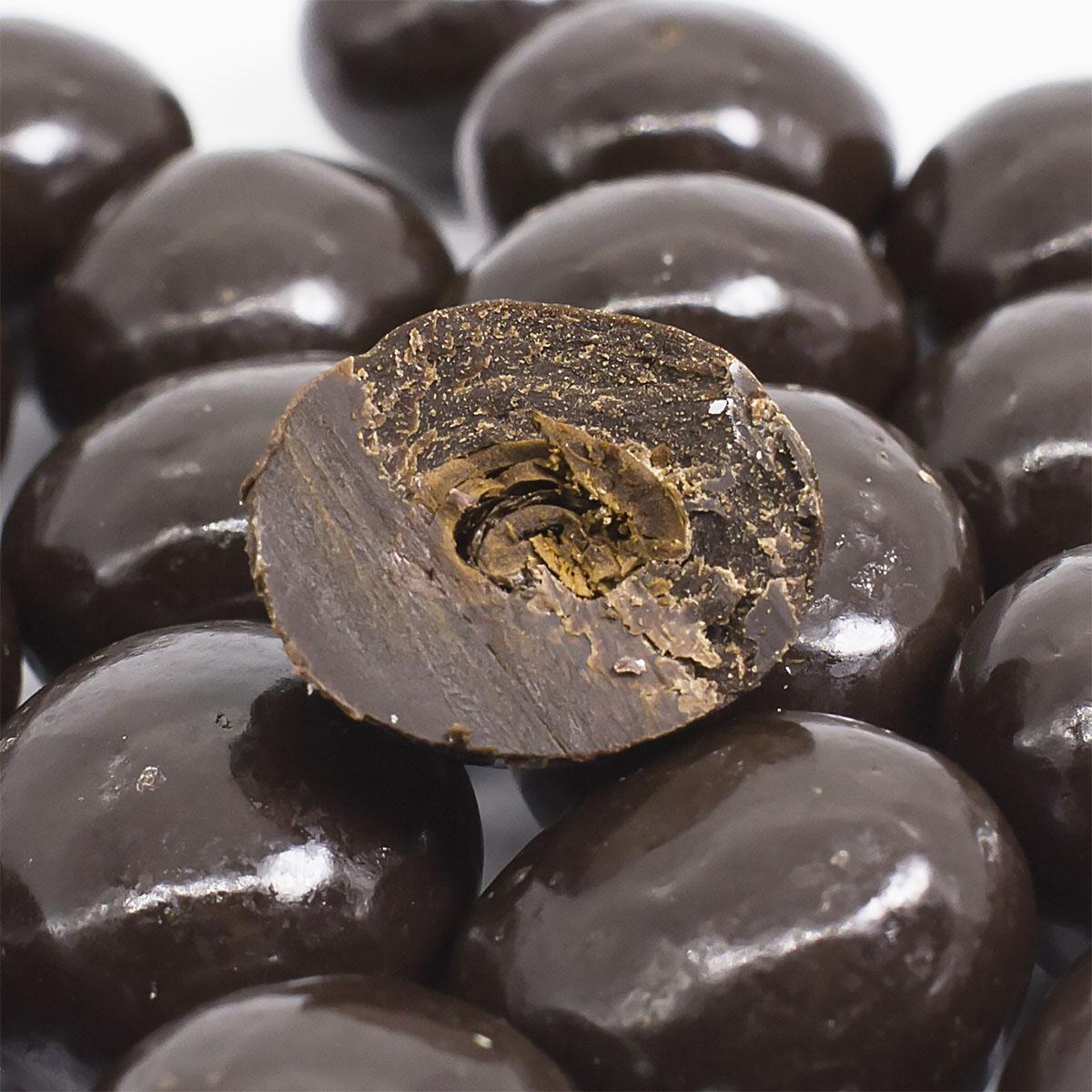 Кофейные зерна в темном шоколаде, 150 г kotanyi приправа сахар с какао с ароматом рома 45 г
