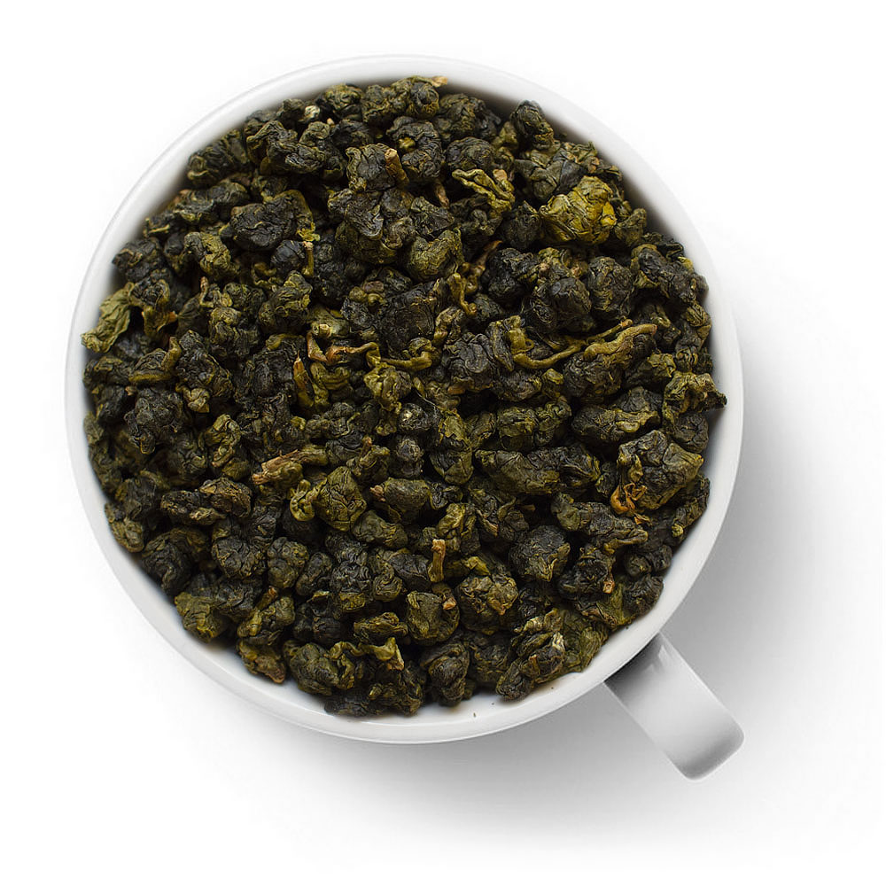 Алишань Габа Зеленый Чай Жадеит