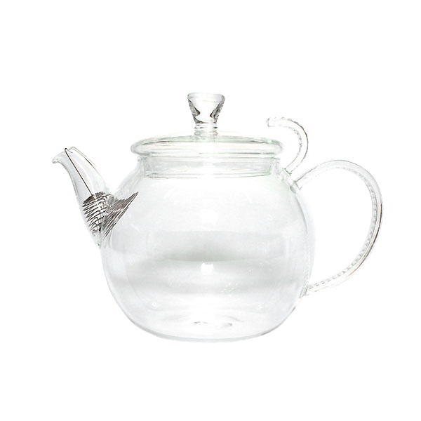 """Стеклянный заварочный чайник """"Босфор"""", 600 мл"""