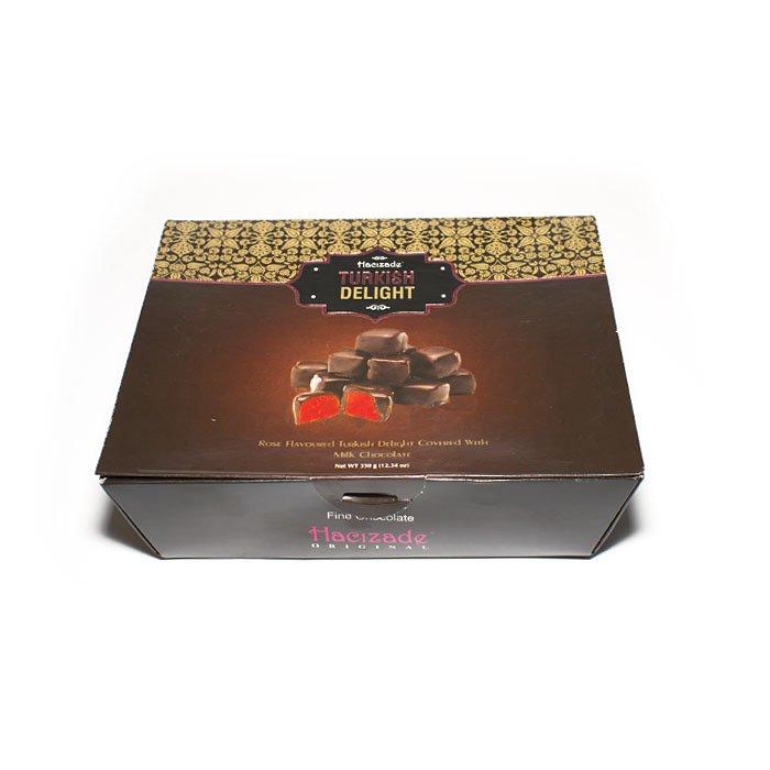Лукум в шоколаде с ароматом розы, 350 г