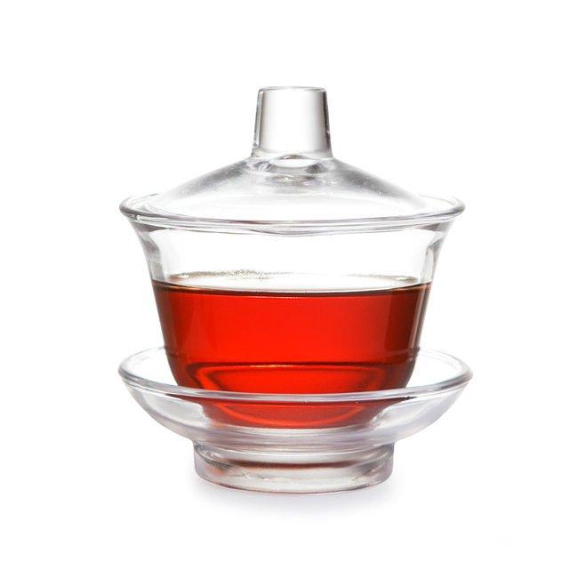 Гайвань стеклянная, 100 мл от 101 Чай