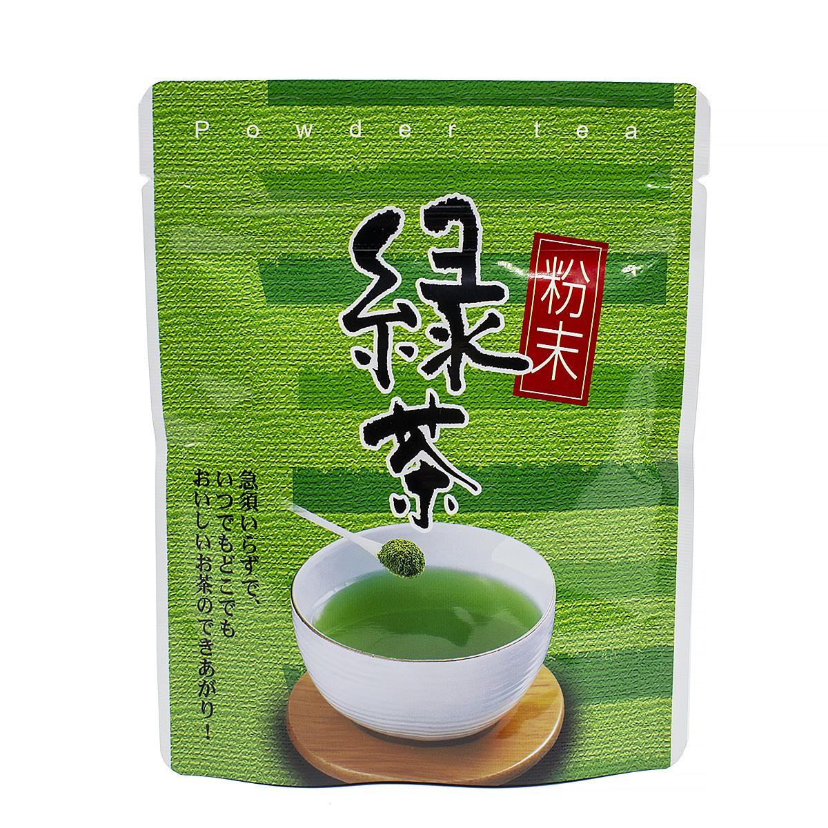 Чай зеленый Реку-Тя порошковый, 40 г