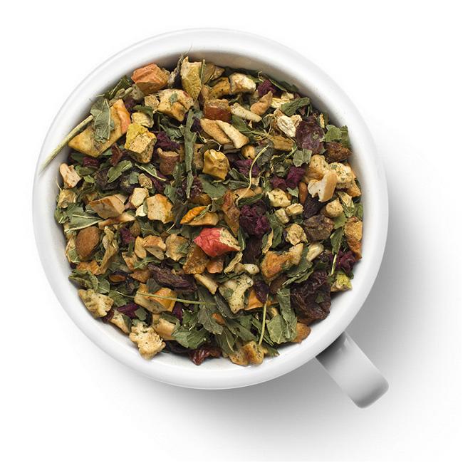 Фруктовый чай Фрукты в имбире