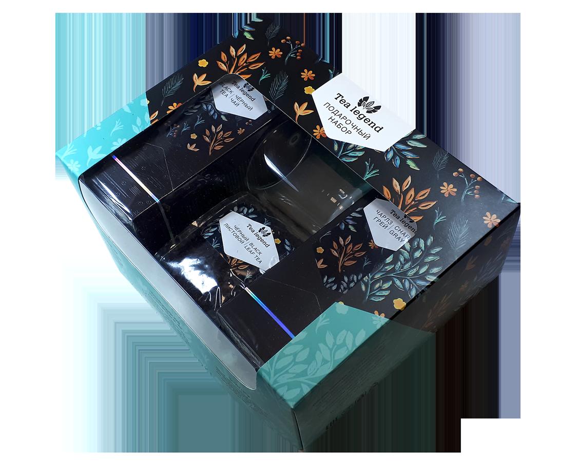 Фото - Чайный набор Tea Legend (лот - 50 шт) hilltop романтический пейзаж подарочный набор 3 шт по 50 г