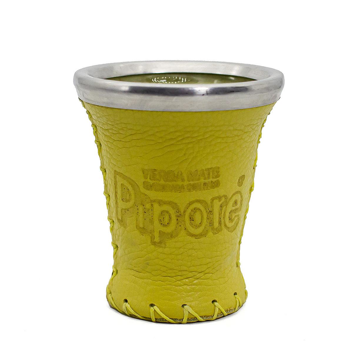 Калабас Pipore желтый, 150 мл калабас гранд чако