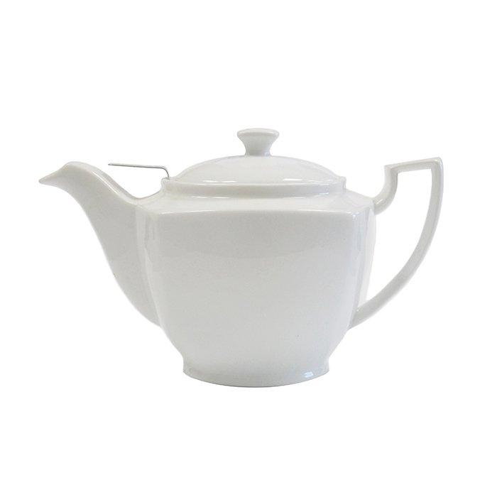 Фарфоровый заварочный чайник, 500 мл