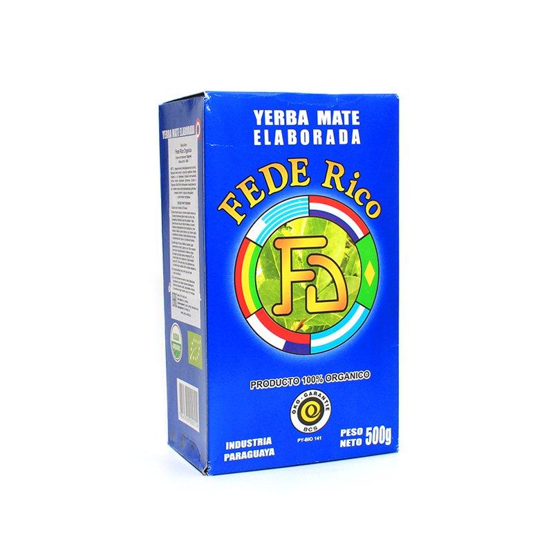 Мате Fede Rico Organica, 500 г