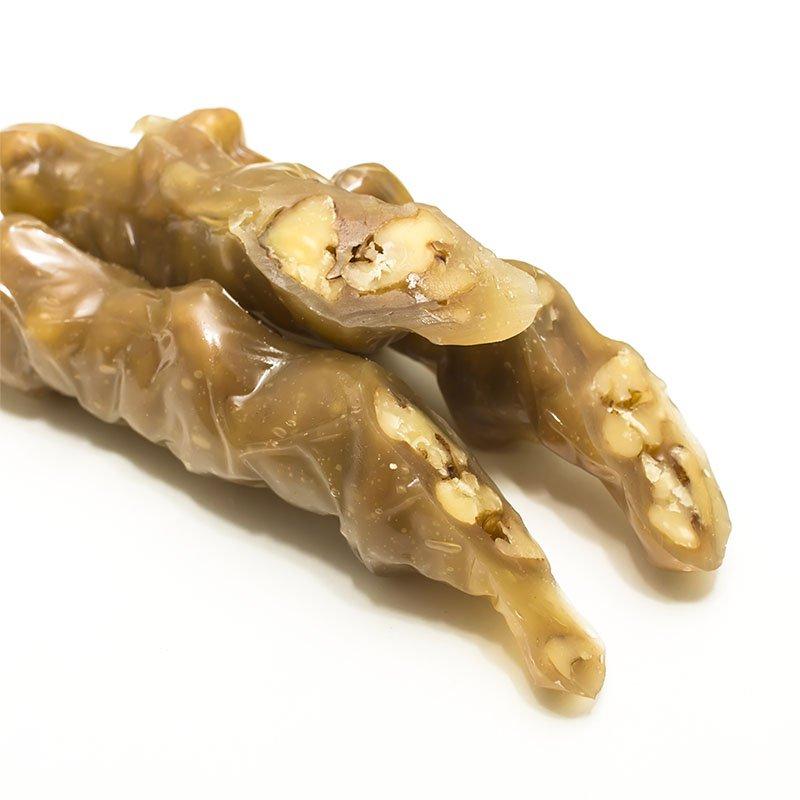Чурчхела из белого винограда с грецким орехом (2 шт. в вакуумной уп.), 80 г от 101 Чай