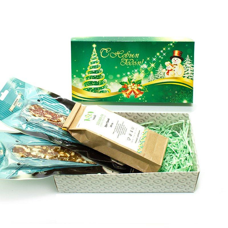 Новогодний подарочный набор №21 от 101 Чай