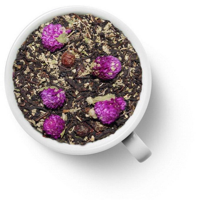 Черный ароматизированный чай Патриарший