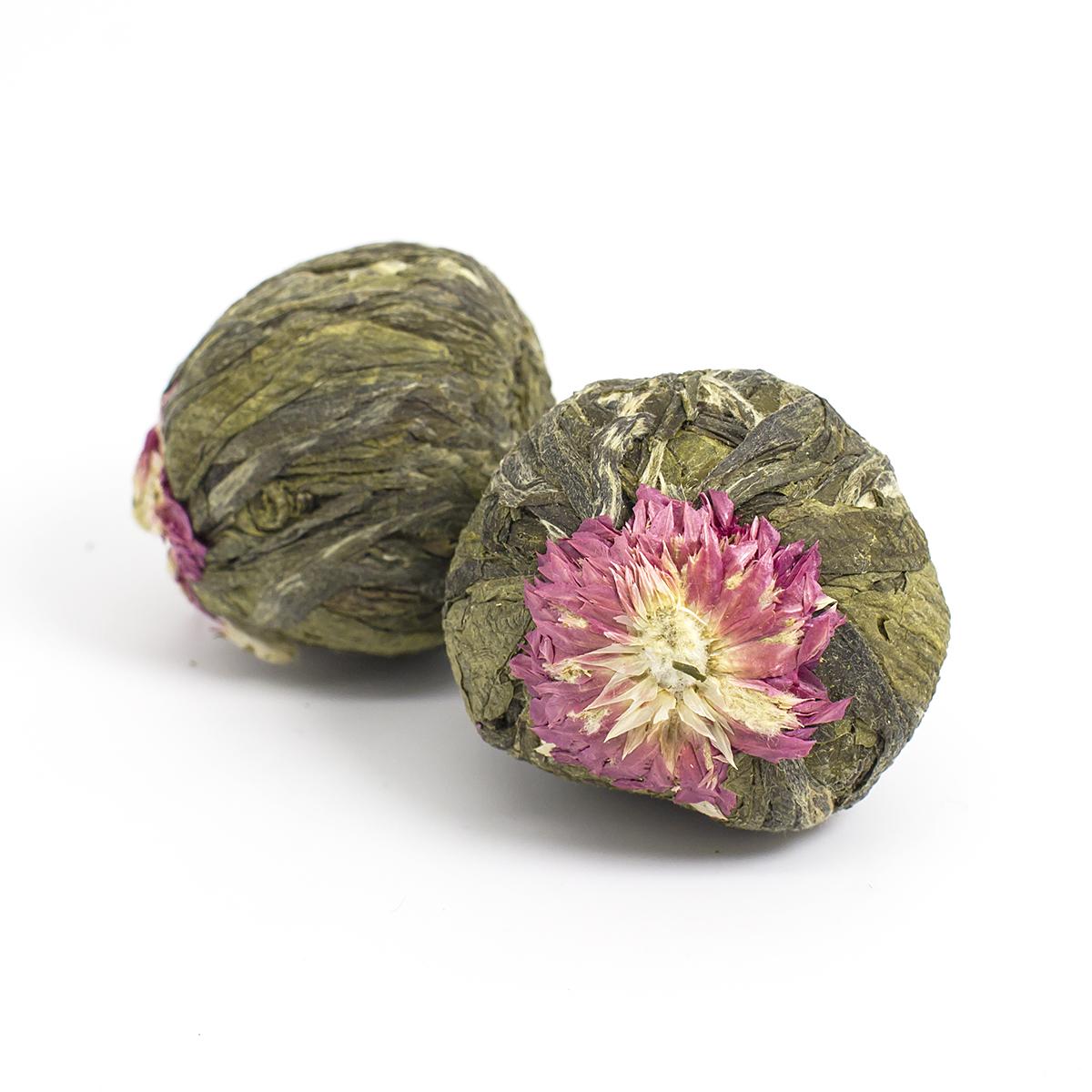 Фото - Чай связанный Личи с вишней, 5 шт/упак чай связанный чханг е шанг гуй цветок османтуса в уп 5 шт