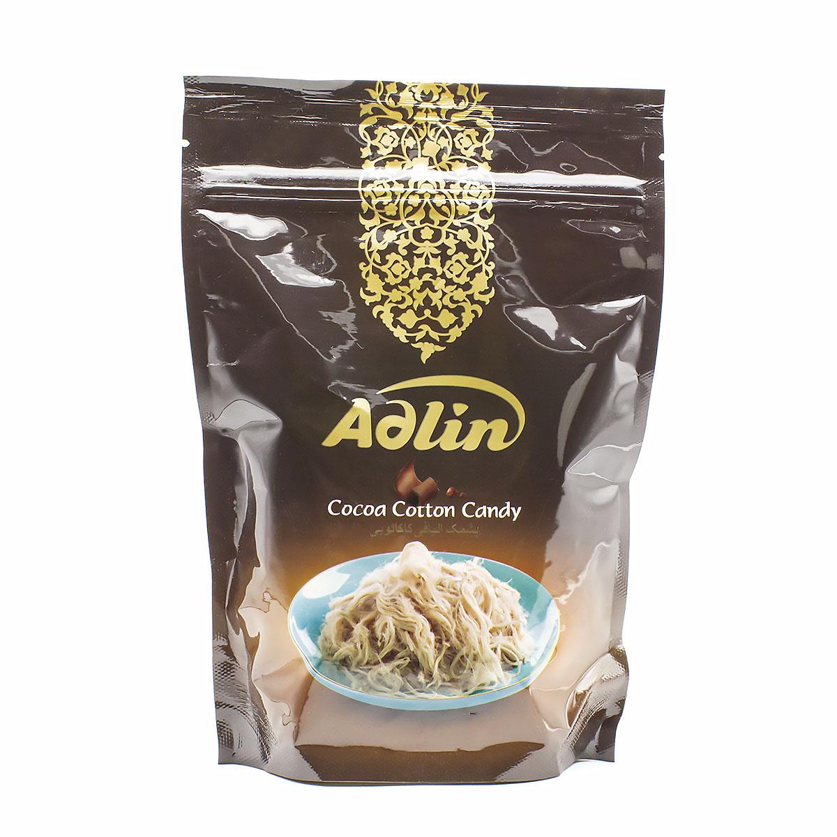 Царский пашмак (сладкая вата) со вкусом какао Adlin, 150 г флэксичипс крекеры льняные натуральные со вкусом томата 100 г