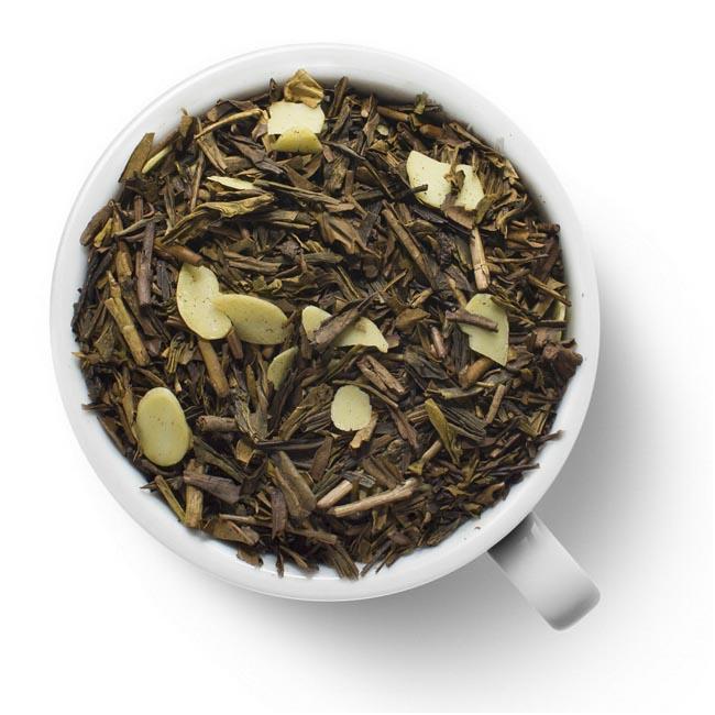 Японский чай Ходзича с миндалем